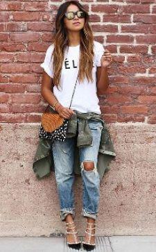 Подвороты на джинсах: оригинальный способ выделиться из толпы