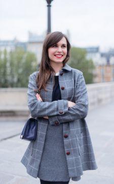 Пальто с воротником: актуальные тенденции зимней моды 2019 года