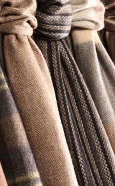 Ткань для пальто: выбор материала для пошива