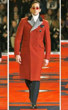 Головной убор к пальто для мужчин: секреты стиля