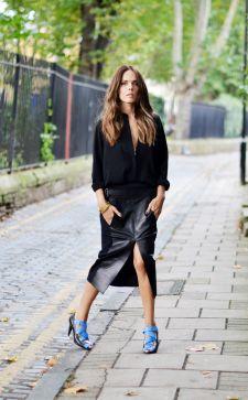 Черные женские рубашки: сексуальная небрежность безупречного стиля