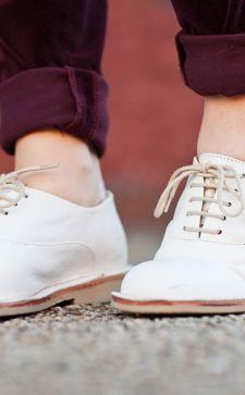 Туфли оксфорды: история, мужские и женские варианты. С чем носить
