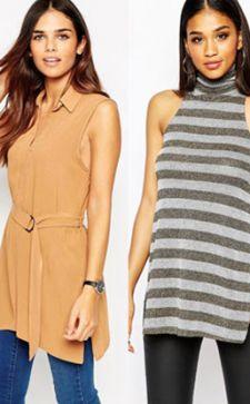 Модные туники для женщин весна-лето 2019: вечерние и пляжные модели