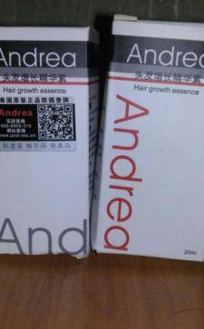 Andrea для роста волос: эффективное средство от китайского производителя