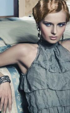 Модные винтажные платья: красивые фасоны