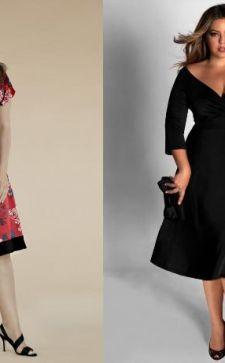 Одежда для полных женщин: нюансы создания стильного и практичного гардероба