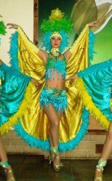 Танцевальные костюмы: одежда для выступлений и тренировок