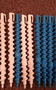 Как пользоваться бигудями-спиральками: инструкция