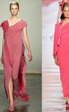 Коралловый цвет в одежде — как подобрать образ в сочетании с другими оттенками
