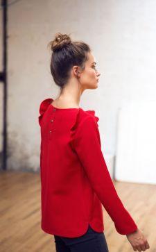 Стильные блузки 2018 года: как разнообразить офисный образ