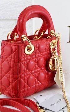 Сумки Dior: особенности, преимущества и цвета