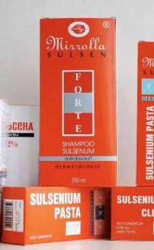 Шампунь «Сульсена»: эффективное средство против перхоти