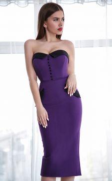 Платья-бюстье – изысканное решение на каждый день и для торжественного повода