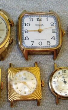 Советские часы: классические часовые механизмы, не теряющие популярности