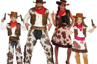 Костюм ковбоя: как проникнуться духом Дикого Запада, не уезжая в Америку