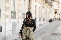 Модные шорты с высокой талией: выбираем идеальный фасон