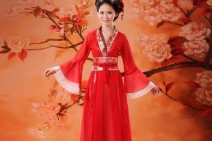 Китайская национальная одежда: характерные особенности