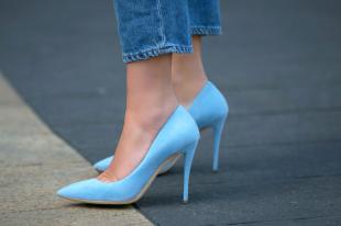 Модные туфли 2017 года
