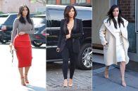 Стиль Ким Кардашьян: от велосипедок мужа до нарядов «Haute Couture»