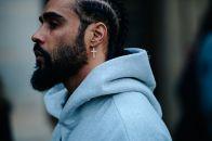 Мужские серьги: стильные украшения для уверенных мужчин
