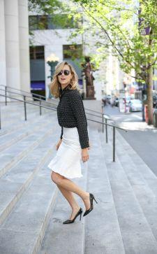 Модные офисные блузки: сделаем стильным каждый день