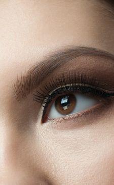 Эффектный макияж для глубоко посаженных глаз