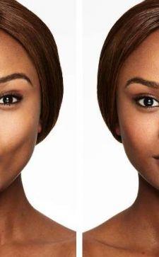 Как наносить румяна на круглое лицо: основные техники и секреты