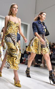 Versace: все о показах сезона Весна-лето 2020