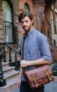 Модные мужские сумки и рюкзаки 2020