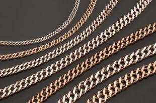 Виды плетения цепочек: как правильно сделать выбор ювелирного украшения