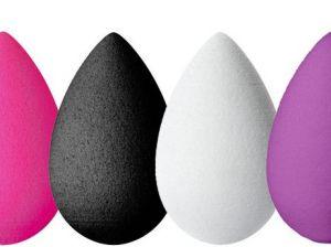 Спонж бьюти-блендер — новое приспособление для макияжа