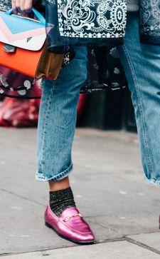Женские лоферы – стильная обувь для городских луков