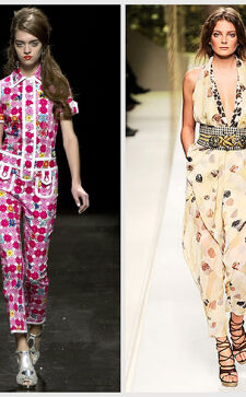 Стильные вечерние комбинезоны для девушек — модные фасоны на 2017 год