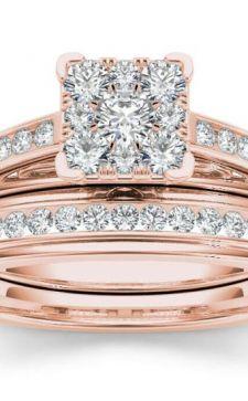 Двойные кольца: особенности, виды, как носить