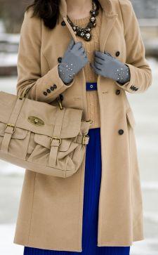 Бежевый цвет в одежде: элегантность и покой