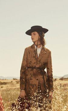 Новая коллекция Dior очаровала модниц всего мира