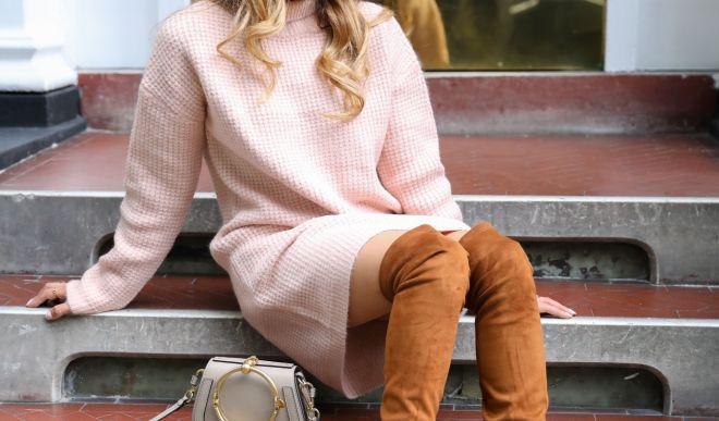 Женские ботфорты: с чем и как их лучше носить