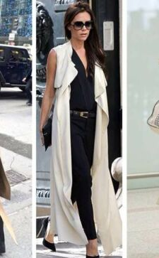 Длинный жилет без рукавов: универсальный элемент базового гардероба модницы