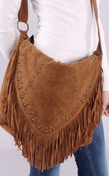 Модные замшевые сумки