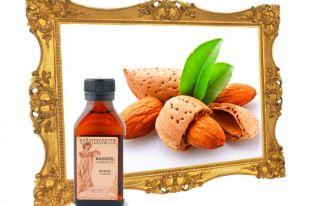 Миндальное масло для лица – бесценный подарок природы
