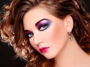 Яркий макияж 90-х годов: секреты удачного нанесения косметики