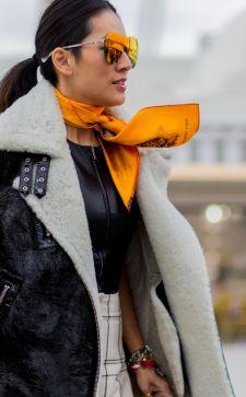 Шелковые шарфы: классика, роскошь и бесконечная нежность