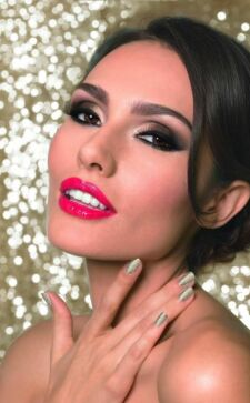 Праздничный макияж: виды и особенности