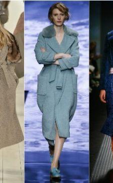 Пальто-халат: как и с чем носить