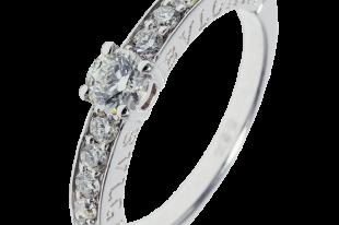 Обручальные кольца из белого золота: разновидности и особенности выбора