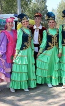 Татарский национальный костюм: основные элементы и их значения