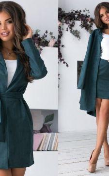 Женский костюм-тройка: модный комплект для создания разных стильных образов