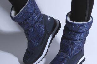 Дутики – незаменимая обувь для холодной зимы