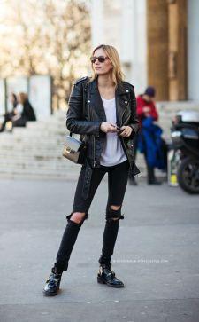 С чем носить грубые ботинки: фото, модели, советы стилистов