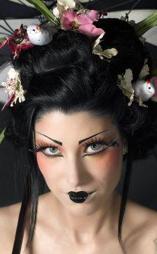Макияж в японском стиле: особенности, материалы, советы по нанесению